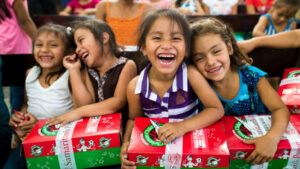 Operation Christmas Child Shoe Box Packing Night @ Oakville Presbyterian Church