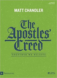 Apostles Creed Home Group Study @ Oakville Presbyterian Church